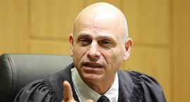 איתן אורנשטיין נשיא בית המשפט המחוזי ב תל אביב, צילום: אוראל כהן