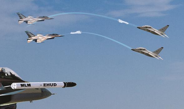 התעשייה האווירית מערכות לאימון של לביא, צילום: התעשייה האווירית