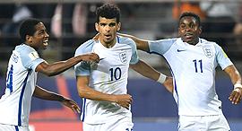 נבחרת אנגליה עד גיל 20, צילום: איי אף פי