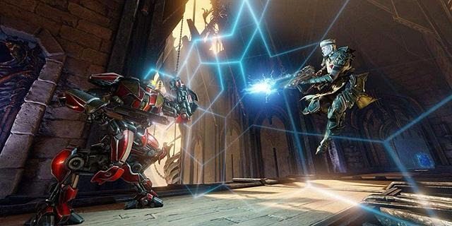 המשחקים של E3 2017: מי התגעגע ל-Quake?