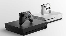 Xbox One S ו-X