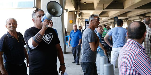 לא רק מוניות: הקופונים השמנים של רשות שדות התעופה