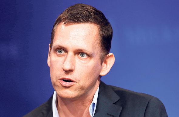Peter Thiel. Photo: Bloomberg