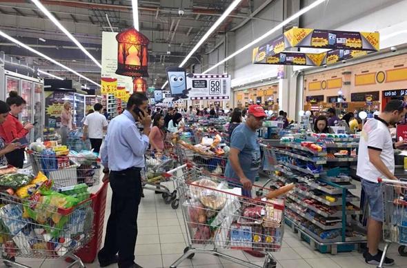 סופרמרקט בדוחה, קטאר