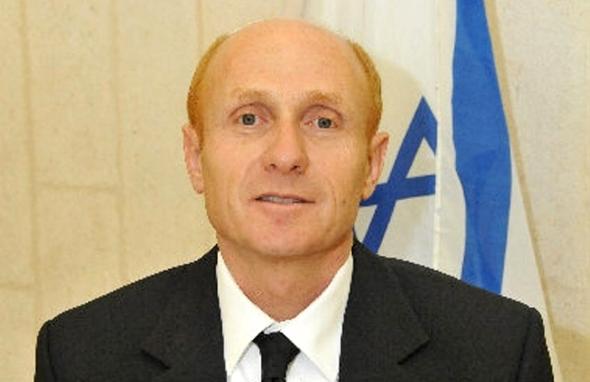 שופט המחוזי בירושלים אלכסנדר רון