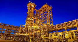 קידוח נפט של ארמקו, צילום: רויטרס