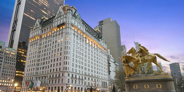 מלון הפלאזה בניו יורק נמכר לקרן קטארית ב-600 מיליון דולר