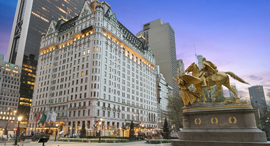מלון פלאזה ניו יורק סנטרל פארק מנהטן, צילום: sothebyshomes