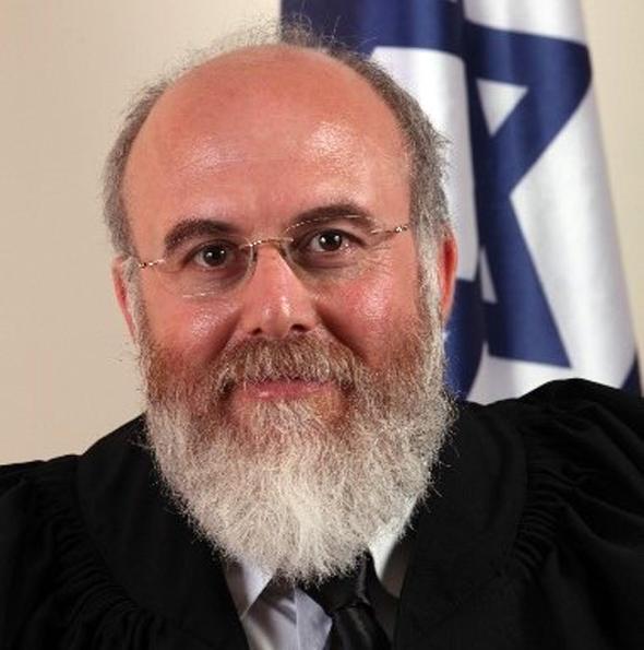 השופט אלון אינפלד, בית המשפט המחוזי באר שבע