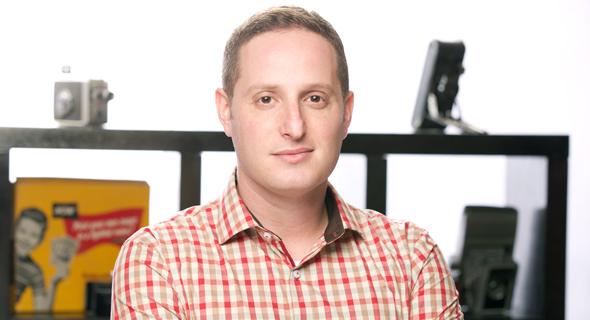 """אלעד ברינדט שביט סמנכ""""ל לקוחות פייסבוק ישראל , צילום: יח""""צ"""