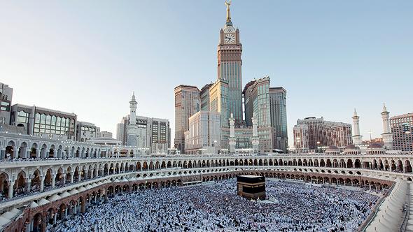 מכה, סעודיה, צילום: שאטרסטוק