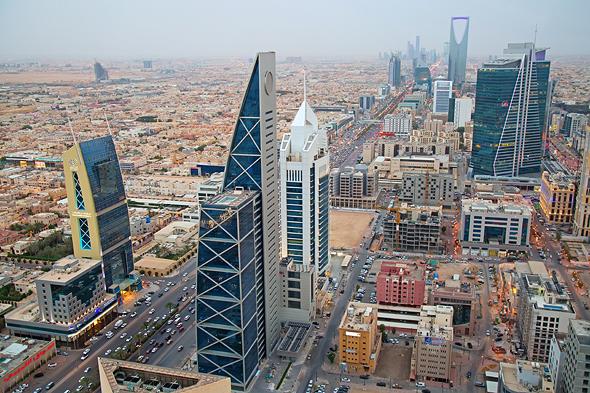Riyadh. Photo: Shutterstock