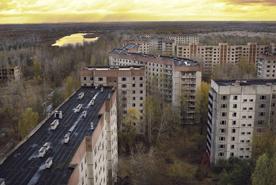 העיר פריפייט, אוקראינה, צילום: שאטרסטוק