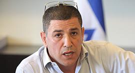 """אליאב בן שמעון, מנכ""""ל התאחדות בוני הארץ, צילום: עמית שעל"""