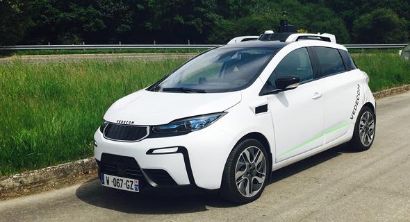 המכונית האוטונומית של וידיקום