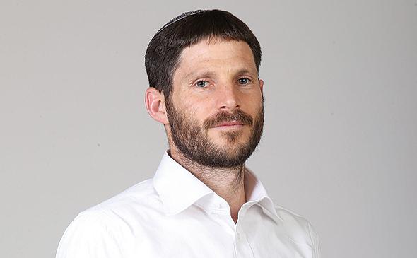 בצלאל סמוטריץ