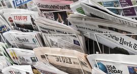 עיתונים, צילום: שאטרסטוק
