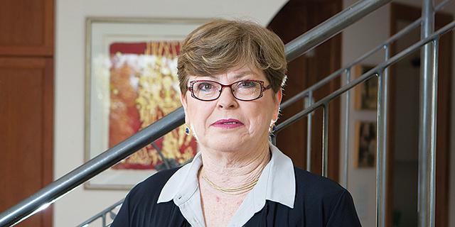 מגזין נשים 21.6.17 מקסין פסברג אינטל, צילום: אלכס קולומויסקי