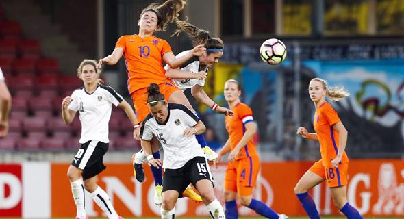 נבחרת הולנד , צילום: אי פי איי