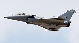 מטוס קרב צרפתי מדגם רפל, צילום: רויטרס