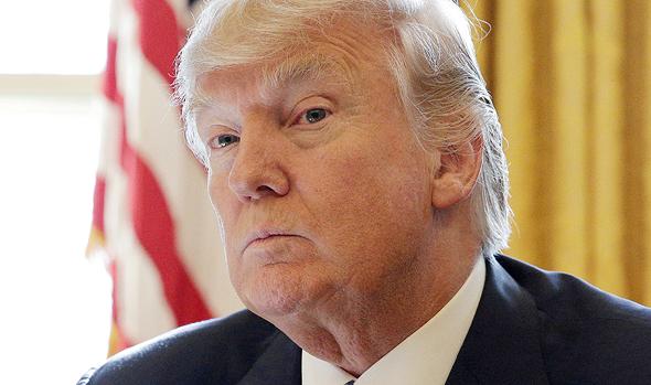 """נשיא ארה""""ב דונלד טראמפ, צילום: רויטרס"""