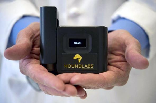הינשוף של Hound Labs