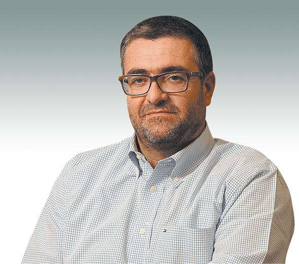"""יעקב הלפרין, מנכ""""ל אופטיקה הלפרין, צילום: יובל חן"""