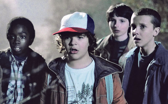 """Stranger Things"" של נטפליקס. ""ההשראה לתמחור אחיד"""