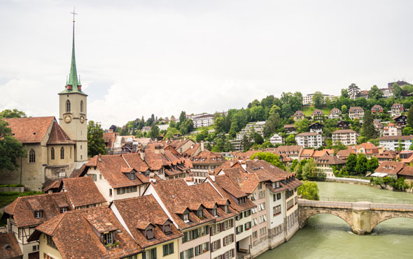 Bern, Switzerland. Photo: Shutterstock