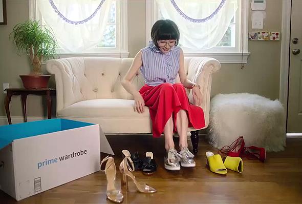 אמזון פריים וורדרוב Prime Wardrobe מדידת בגדים קניות, צילום: Amazon