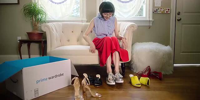 שירות חדש באמזון: תאפשר למזמינים למדוד את הבגדים לפני הקנייה
