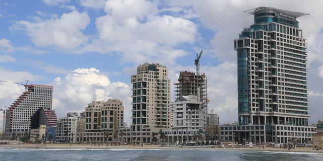 ישרוטל מכינה את הקרקע למלון נוסף בטיילת תל אביב