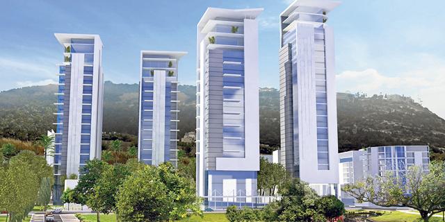 שכונת בת גלים בחיפה: 16 מגדלים יחליפו את מבני הרכבת
