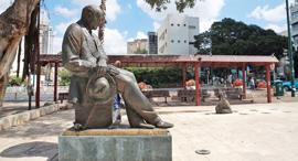 """כיכר רמב""""ם ברמת גן , צילום: אוראל כהן"""