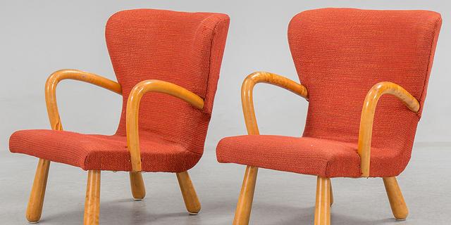 מוסף שבועי 22.6.17 כיסא של איקאה מכירה פומבית, צילום: באדיבות Barnebys