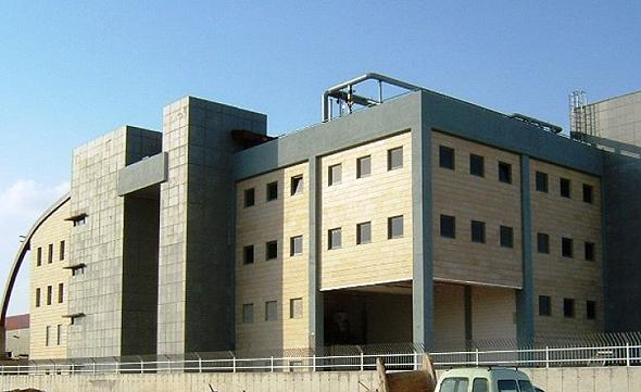 מפעל ויסוניק בקריית גת