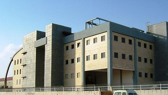 מפעל ויסוניק בקריית גת, צילום: denisra