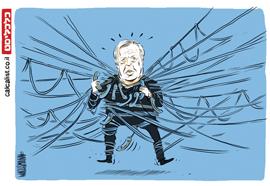 קריקטורה 25.6.17, איור: יונתן וקסמן