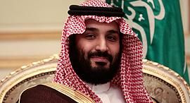 מוחמד בן סלמן יורש העצר הסעודי, צילום: בלומברג
