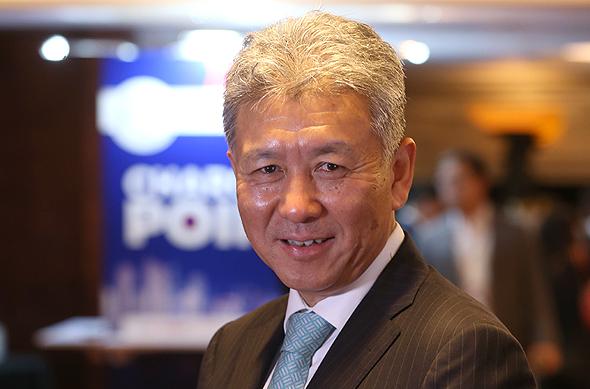 """לו ז'יראן יו""""ר ומנכ""""ל ניוסופט הסינית"""