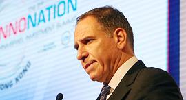 אמיר גלאור יור ומייסד קרן אינפינטי ועידת חדשנות ישראל סין, צילום: אלעד גרשגורן