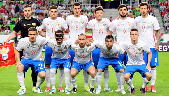 נבחרת רוסיה, צילום: איי אף פי