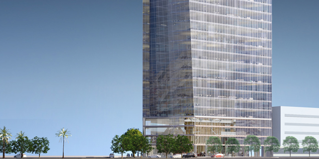 אכזבה לנמרודי: מגדל בית מעריב יקוצץ ב-18 קומות