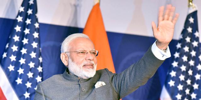 לאחר 10 שנות עבודה: הודו משיקה רפורמת ענק בתחום המיסוי