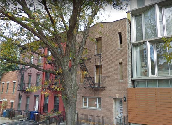 בית של אל קפונה ברוקלין