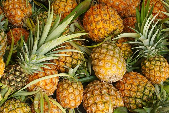 Pineapple illustration). Photo: Shutterstock