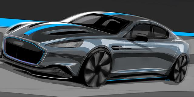 אסטון מרטין: נייצר רכב חשמלי ראשון ב-2019