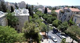 שכונת טלביה בירושלים, צילום: עמית שאבי