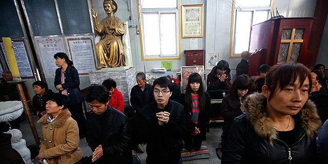 כנסייה סודית בטיאנג