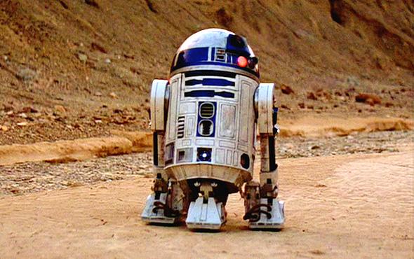 R2D2. Photo: Disney